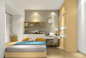 2015温馨舒适小房间装修效果图大全