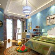 儿童房设计实例鉴赏