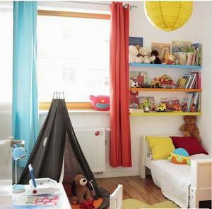 卧室毛绒玩具收纳柜装修效果图