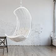 现代吊椅整体设计