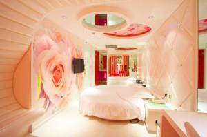 爱舍空间主题概念酒店室内设计装修效果图