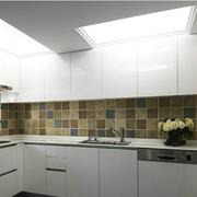 厨房设计背景墙图