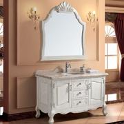 浴室柜设计整体图