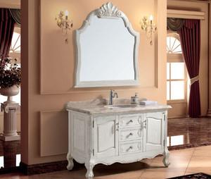 欧式风格宜家浴室柜效果图