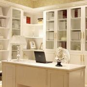 书柜设计唯美图