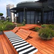 屋顶花园设计唯美图