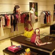 服装店设计背景墙图