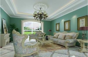 精致的客厅整体设计