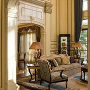 精美的现代室内图