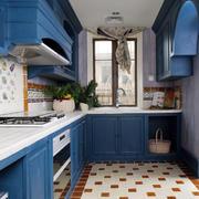 唯美的现代厨房设计