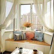 时尚室内窗帘效果图