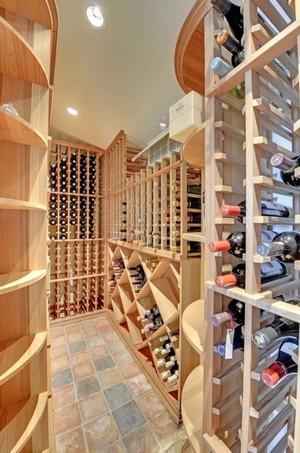 2014欧式奢华系列酒柜设计效果图