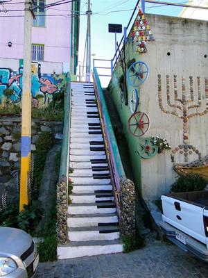 创意家居之立体手绘背景墙