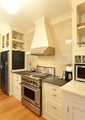 欧式小清新厨房装修效果图