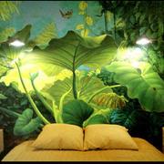 墙绘素材设计色调搭配