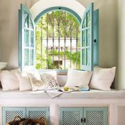 卧室设计飘窗造型图