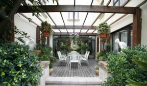 别墅自带小花园洋房装修效果图