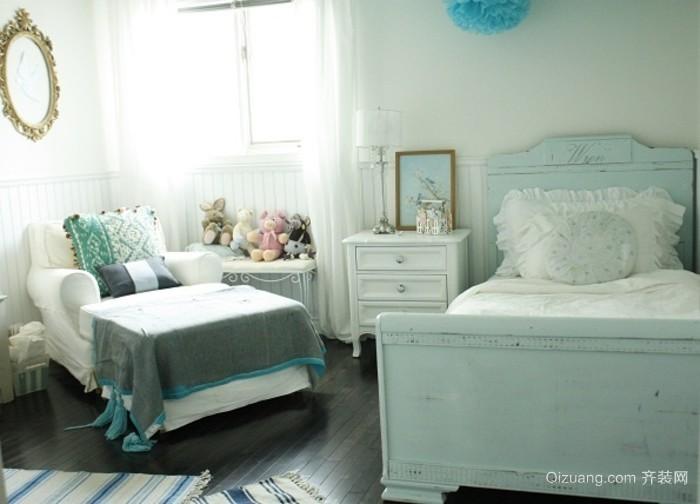 三室两厅装修地中海风格家具图片集锦