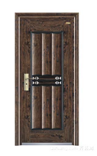 2015家庭防盗门装修效果图