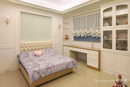 50平米美式儿童房装修效果图