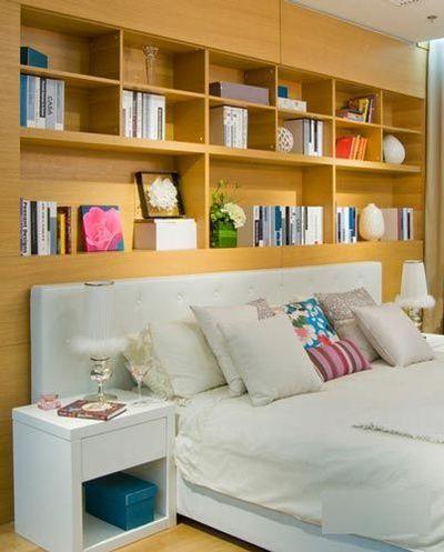 臥室背景墻裝修風格效果圖