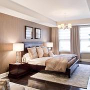 纯色调卧室设计