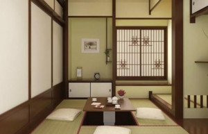 日式简约榻榻米装修效果图