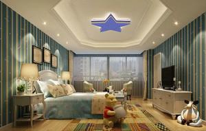 卧室飘窗毛绒玩具装修效果图
