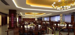 五星级酒店餐厅装修效果图