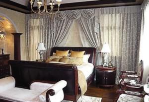 小卧室欧式家具床装修效果图