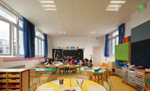 现代简约幼儿园装修效果图