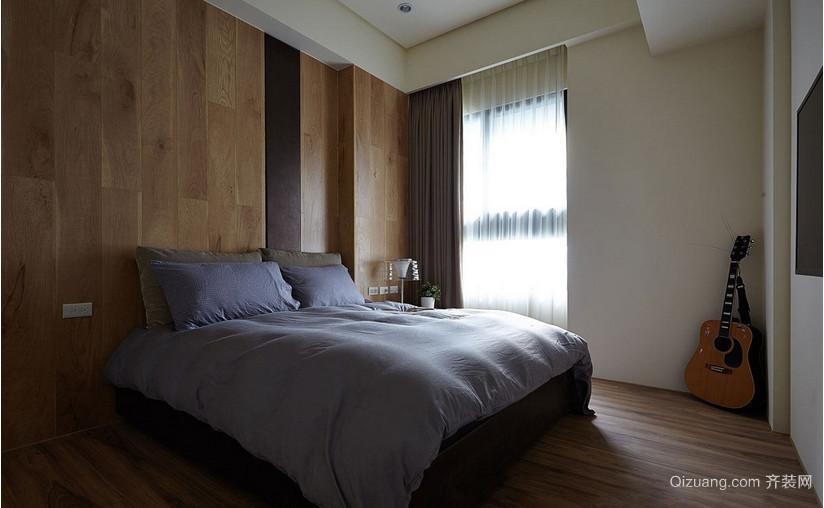 日式小卧室装修效果图