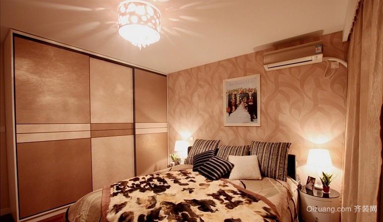 浪漫婚房墙纸装修效果图