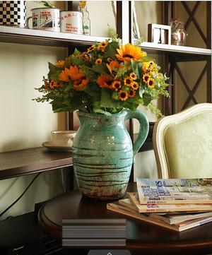 客厅创意花瓶装修效果图