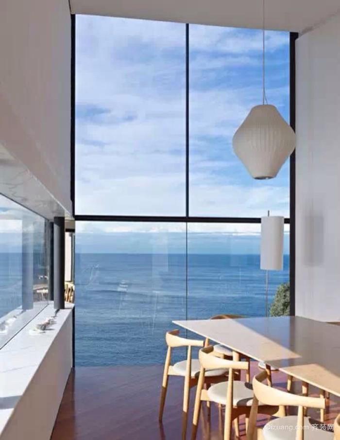 三室一厅单身公寓装修效果图