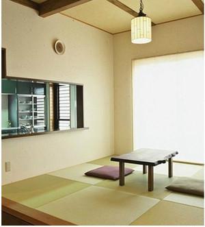 日式简约阳台装修效果图