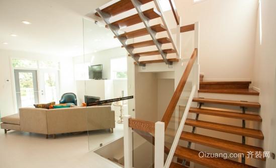 小别墅北欧风格楼梯装修效果图
