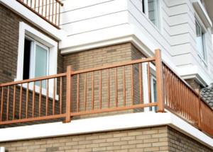 6平米阳台护栏装修效果图