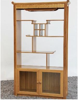 日式酒柜设计装修效果图