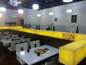 自助餐餐厅装修效果图
