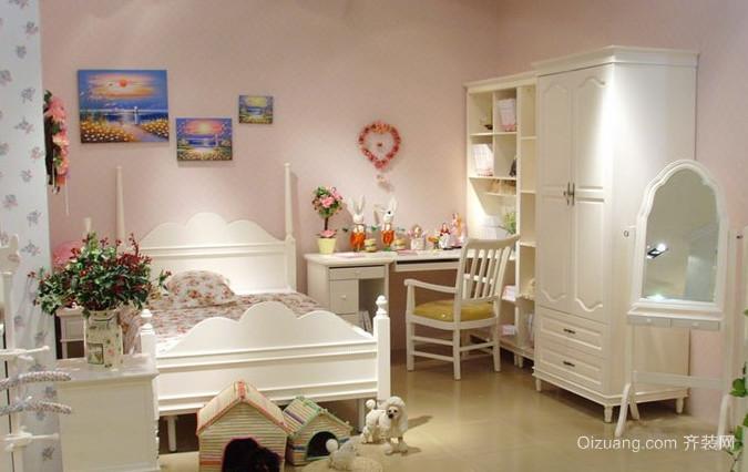 韩式室内家具装修设计效果图