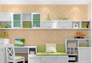 韩式书房装修效果图