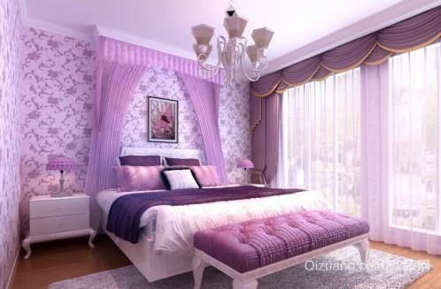 80平米现代简约婚房装修效果图