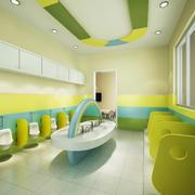 卫生间设计色调搭配