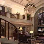 别墅设计客厅图