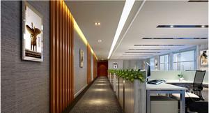 全新办公室办公桌装修设计效果图