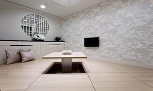舒适休闲设计中式榻榻米装修效果图