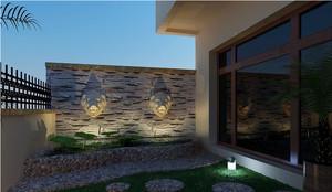 别墅阳台设计装修效果图