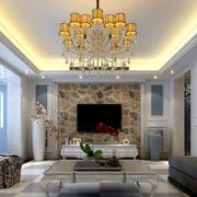 客厅设计精致图