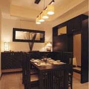 餐厅设计吊顶图